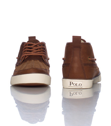 POLO FOOTWEAR - Casual - PARKSTONE MID SHOE