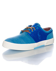 POLO FOOTWEAR FAXON LOW SNEAKER