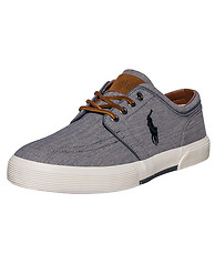 POLO FOOTWEAR FAXON LOW SHOE