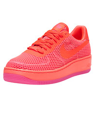 NIKE SPORTSWEAR AIR FORCE 1 LOW UPSTEP BREATHE SNEAKER