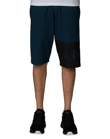 JORDAN MENS Navy Clothing / Athletic Shorts XL 11282597