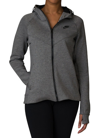 NIKE SPORTSWEAR WOMENS Dark Grey Clothing / Sweatshirts S 11282001