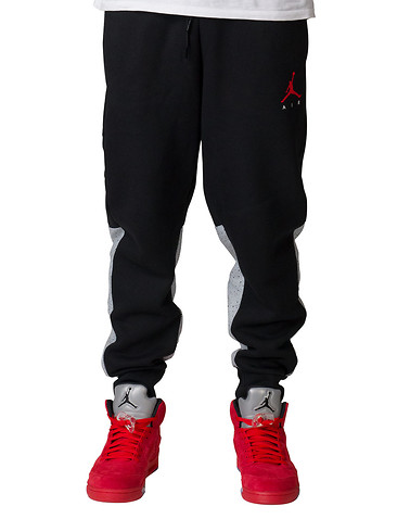JORDAN MENS Black Clothing / Sweatpants L 11312709