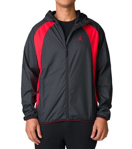 JORDAN WINGS WINDBREAKER JACKET - Black | Jimmy Jazz - 897884-015