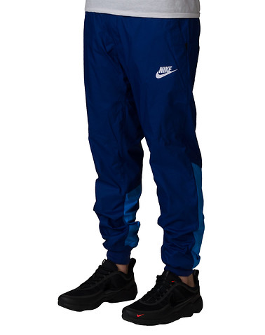 NIKE MENS Blue Clothing / Sweatpants 2XL 11307009