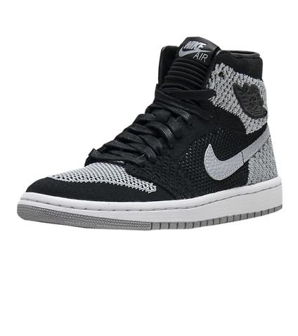 ... Jordan - Sneakers - Air Jordan Retro 1 High Flyknit ...