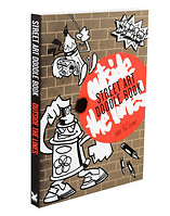 CHRONICLE BOOKS STREET ART DOODLE BOOK