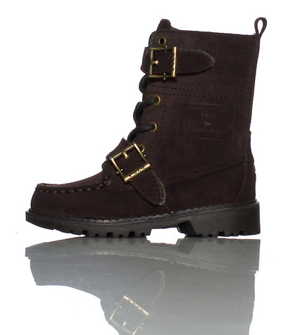 POLO FOOTWEAR KIDS RADBOURNE BOOT Brown
