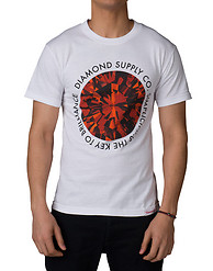 DIAMOND SUPPLY COMPANY SIMPLICITY TEE