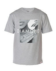 DIAMOND SUPPLY COMPANY RING GIRL TEE