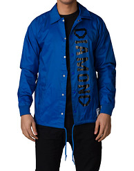 DIAMOND SUPPLY COMPANY DUGOUT COACHS JACKET
