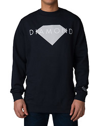 DIAMOND SUPPLY COMPANY DIAMOND SOLID SWEATSHIRT