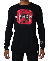 DIAMOND SUPPLY COMPANY RARE GEM CREWNECK