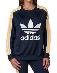 adidas COSMIC CONFESSION 3 STRIPE SWEATER