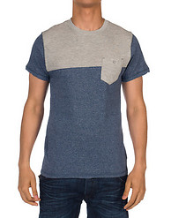 ARTISTRY IN MOTION BUTTON POCKET TEE