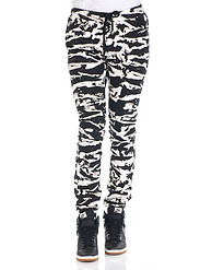 ESSENTIALS TIGER ACID PRINTED TWILL JOGGER