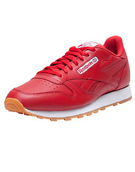 REEBOK CLASSIC LEATHER GUM SNEAKER