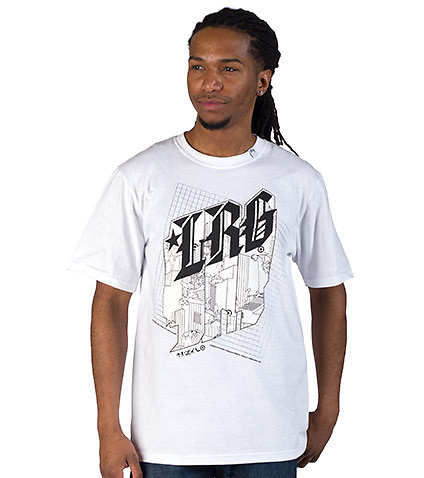 LRG - Tees and Polos - STATE OF THE ART TEE