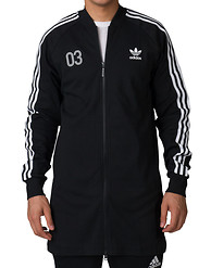 adidas CLASSIC TEAM LONG TREND TRACK JACKET