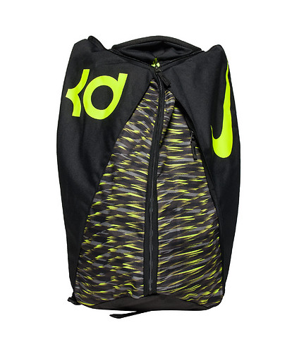 Nike Kd Max Air Vii Backpack Yellow Jimmy Jazz