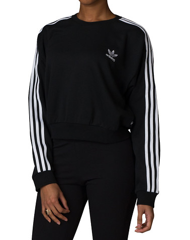 adidas WOMENS Black Clothing / Sweatshirts XL 11288598