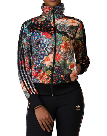 adidas female adidas womens multicolor clothing light jackets l