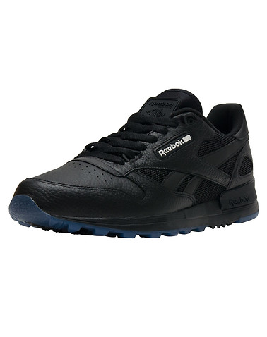 REEBOK MENS Black Footwear / Sneakers 10.5 11332101