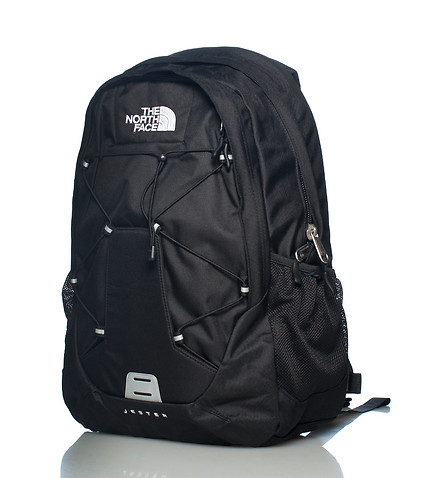 THE NORTH FACE MENS JESTER BACKPACK Black