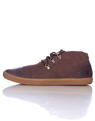THE NORTH FACE BASE CAMP LEATHER CHUKKA SHOE
