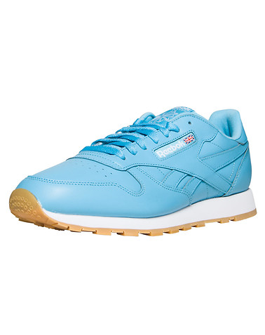 acc8308e49152b Reebok Classic Leather Gum (Blue) - CN3993
