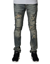 CRYSP LOGAN DENIM JEAN