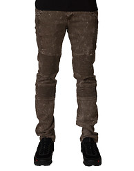 CRYSP Bron Biker Denim