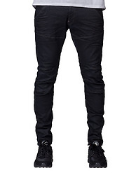 G-STAR COATED 5620 3D SUPERSLIM STRETCH DENIM