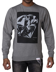DIAMOND SUPPLY COMPANY DIAMOND CUT CREW SWEATSHIRT