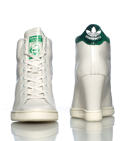 adidas - Sneakers - STAN SMITH UP EF SNEAKER