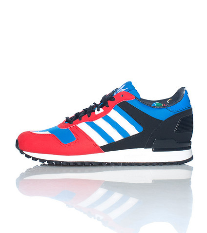 adidas MENS ZX700 SNEAKER Multi-Color