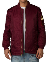 DECIBEL LONG FLIGHT JACKET