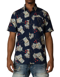 DGK Come Up Woven Shirt