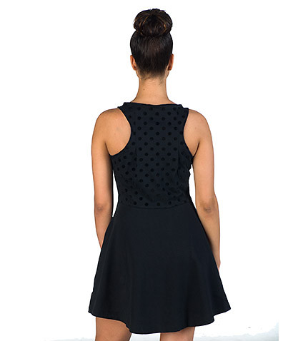 adidas - Dresses - DOTS DRESS