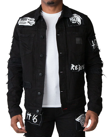 Heritage Mens Black Clothing / Outerwear M 11335069