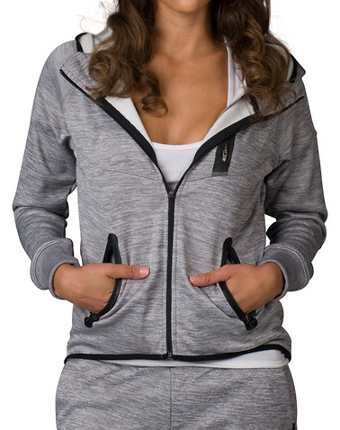ESSENTIALS WOMENS Grey Clothing / Sweatshirts L 11291866