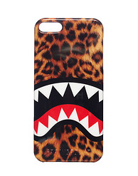 SPRAYGROUND LEOPARD SHARK IPHONE 5 CASE