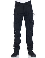 DECIBEL CARGO PANT WITH ZIPPER DETAILS