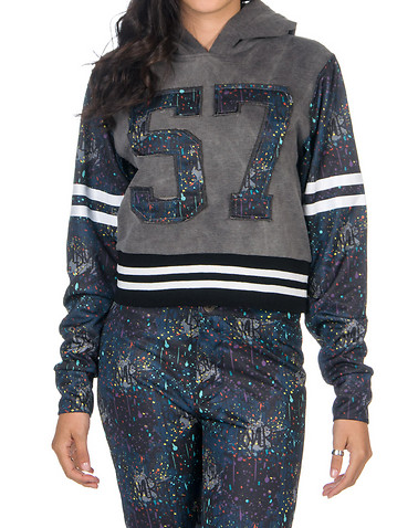 ESSENTIALS WOMENS Multi-Color Clothing / Sweatshirts L 11200145