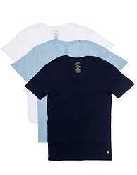 POLO 3 PACK V-NECKS TEE