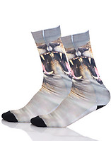 MAGNUM FIERCE LION SOCKS
