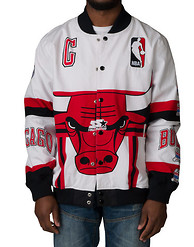 STARTER CHICAGO BULLS WORLD CHAMPION JACKET