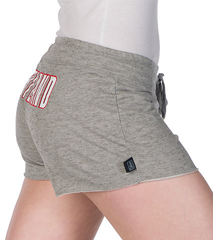 NBA 4 HER - Athletic Shorts - BLAZERS BOOTY SHORTS