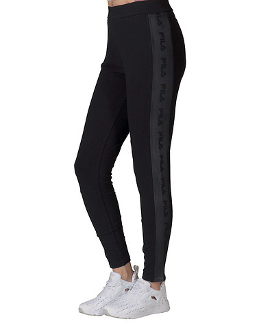 Fila Womens Black Clothing / Bottoms XL 11294809