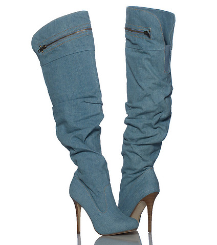 ESSENTIALS - Boots - MILA OVER THE KNEE (SIZES 6-10)
